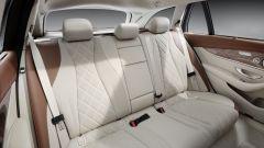 Mercedes Classe E Station Wagon: il divano posteriore
