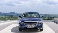 Mercedes Classe E Station Wagon: il frontale