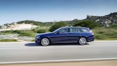 Mercedes Classe E Station Wagon: la fiancata