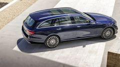 Mercedes Classe E Station Wagon: il primo video ufficiale