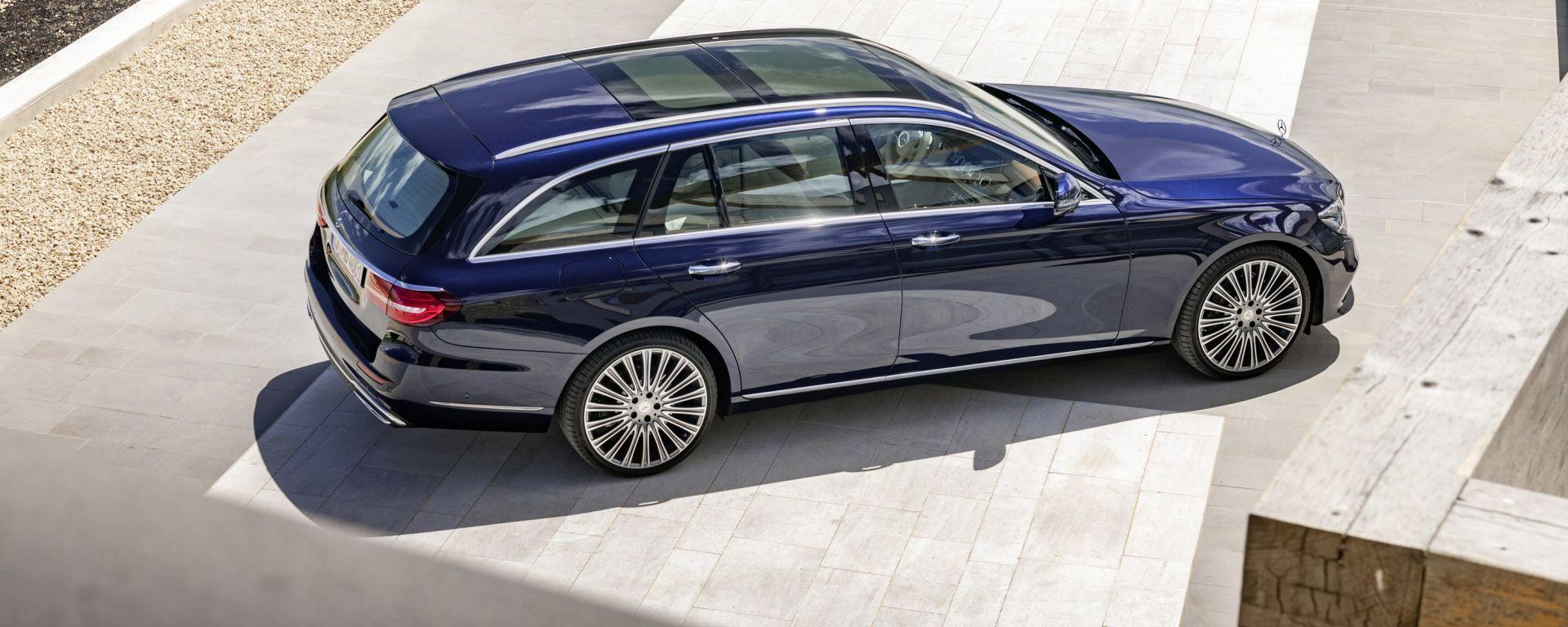 Mercedes Classe E Station Wagon: spazio, lusso e tecnologia