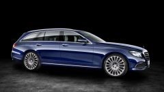 Mercedes Classe E Station Wagon: spazio, lusso e tecnologia - Immagine: 24