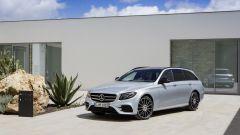 Mercedes Classe E Station Wagon: spazio, lusso e tecnologia - Immagine: 40