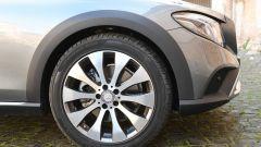 Mercedes Classe E SW All-Terrain: cerchi da 19 pollici