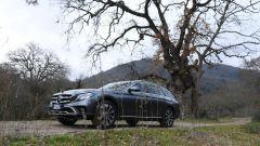 Mercedes Classe E SW All-Terrain: disponibile con il solo motore 220D