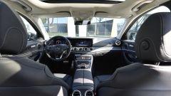 Mercedes Classe E SW All-Terrain: gli interni