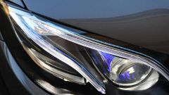 Mercedes Classe E SW All-Terrain: gruppi ottici frontali