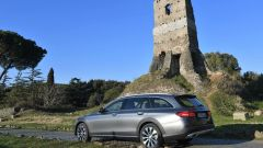 Mercedes Classe E SW All-Terrain: la wagon suvizzata