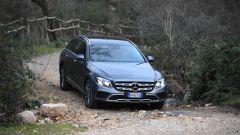 Mercedes Classe E SW All-Terrain: minigonne nere impreziosite da un inserto cromato