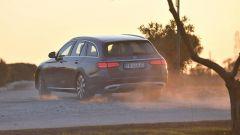 Mercedes Classe E SW All-Terrain: più alta di 29 millimetri rispetto alla E standard