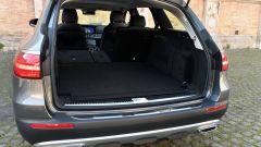 Mercedes Classe E SW All-Terrain: soglia di carico del bagagliaio protetta in stile SUV