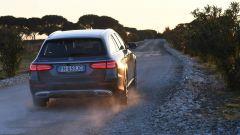 Mercedes Classe E SW All-Terrain: sospensioni Air Body Control