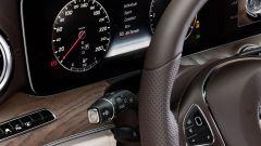 Mercedes Classe E Wagon: dettaglio della strumentazione digitale (optional)