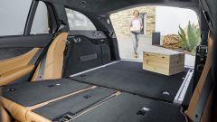 Mercedes Classe E Wagon: il piano di carico è su misura per un Europallet