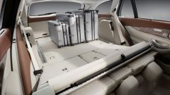 Mercedes Classe E Wagon: la capacità del bagagliaio raggiunge 1.820 litri