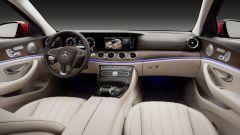 Mercedes Classe E Wagon: la plancia