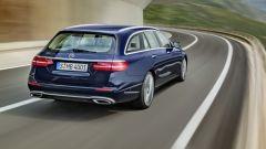 Mercedes Classe E Wagon : prova, dotazioni, prezzi - Immagine: 1