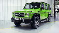 Mercedes Classe G 2015 - Immagine: 14