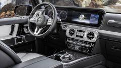 Mercedes Classe G 2019, gli interni in video - Immagine: 6