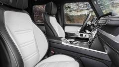 Mercedes Classe G 2019, gli interni in video - Immagine: 8