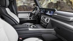 Mercedes Classe G 2019, gli interni in video - Immagine: 9