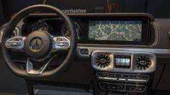 Mercedes Classe G 2019, gli interni in video - Immagine: 12