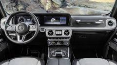 Mercedes Classe G 2019, gli interni in video - Immagine: 14