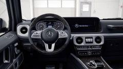 Mercedes Classe G 2019, gli interni in video - Immagine: 3