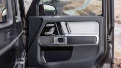 Mercedes Classe G 2019, gli interni in video - Immagine: 15