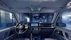 Mercedes Classe G 2019, gli interni in video - Immagine: 1
