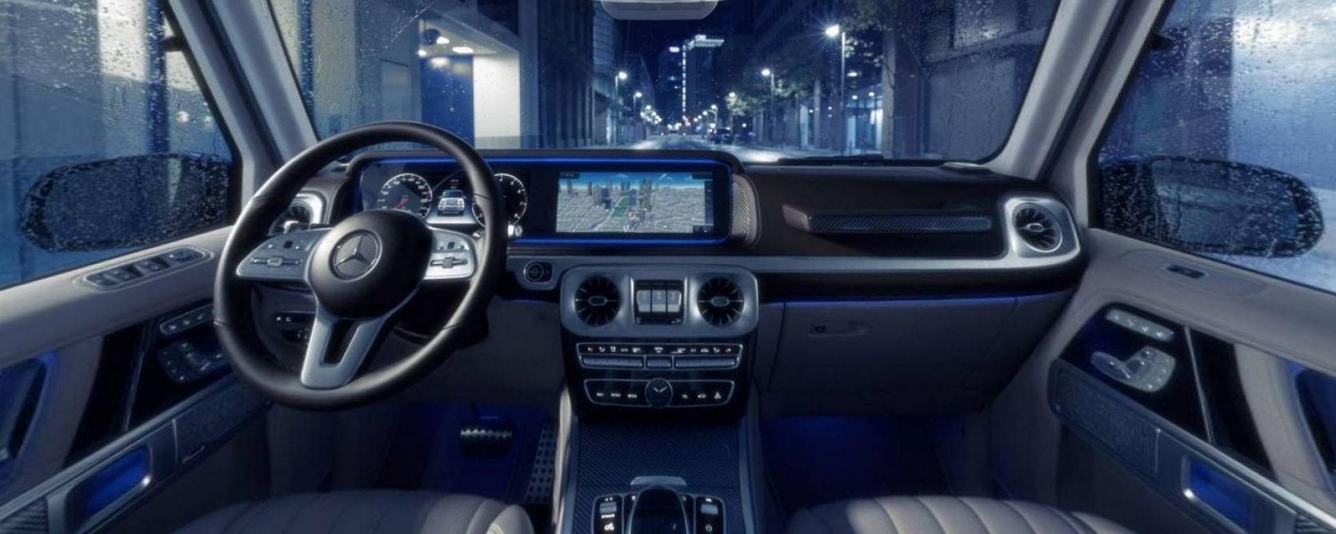 SUV Mercedes G