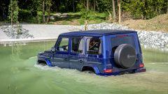 Mercedes Classe G: fuoristrada o... sottomarino?