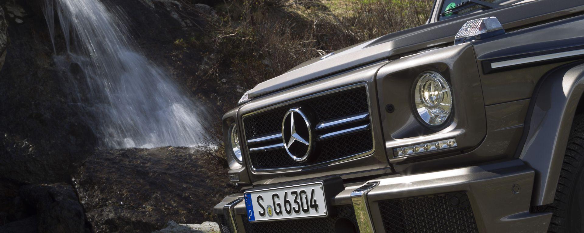 Lunga vita alla Mercedes Classe G