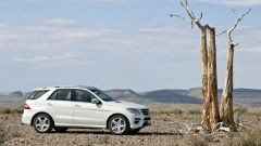 Mercedes Classe M 2012 - Immagine: 41