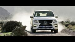 Mercedes Classe M 2012 - Immagine: 5