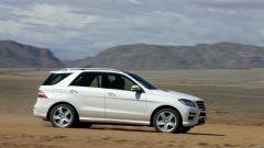 Mercedes Classe M 2012 - Immagine: 4