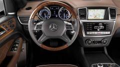 Mercedes Classe M 2012: primo contatto - Immagine: 50