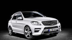 Mercedes Classe M 2012: primo contatto - Immagine: 54