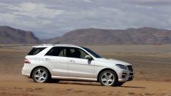 Mercedes Classe M 2012: primo contatto - Immagine: 33