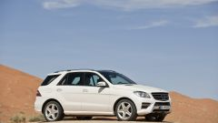 Mercedes Classe M 2012: primo contatto - Immagine: 32