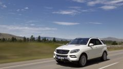 Mercedes Classe M 2012: primo contatto - Immagine: 7