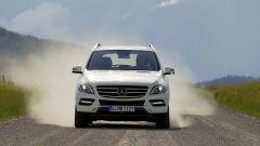 Mercedes Classe M 2012: primo contatto - Immagine: 8