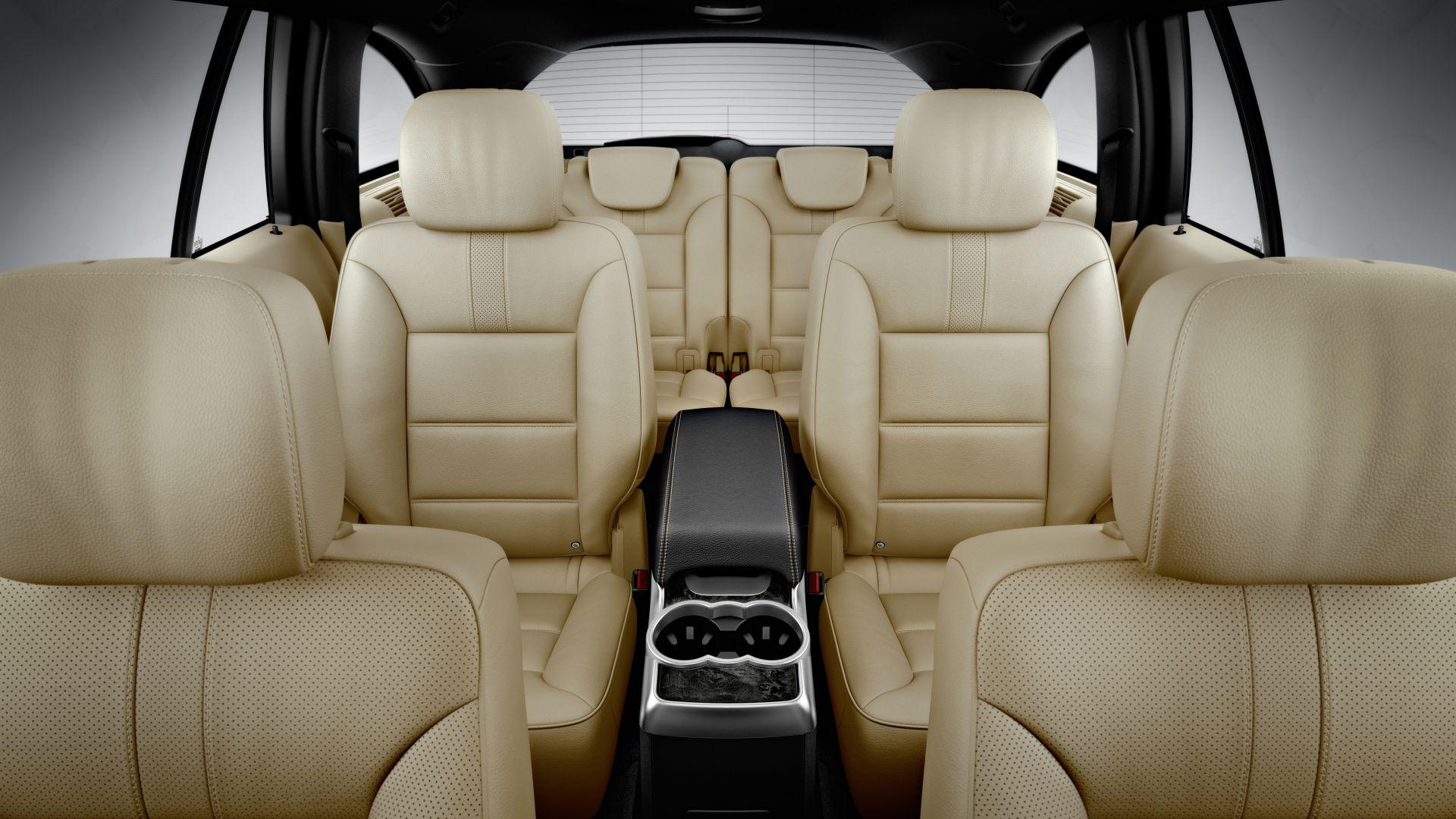 Immagine 18: Mercedes Classe R 2011