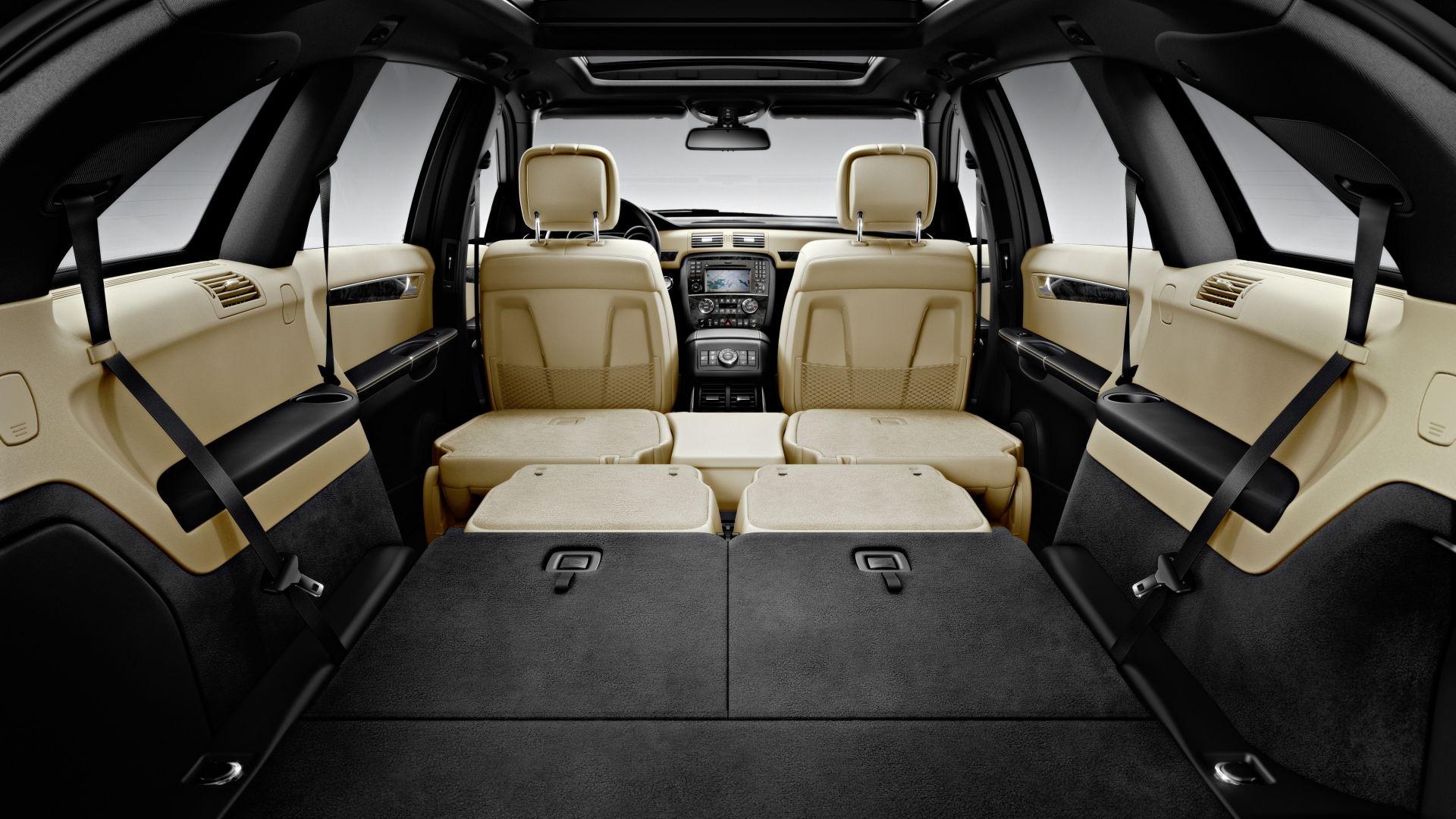 Immagine 17: Mercedes Classe R 2011