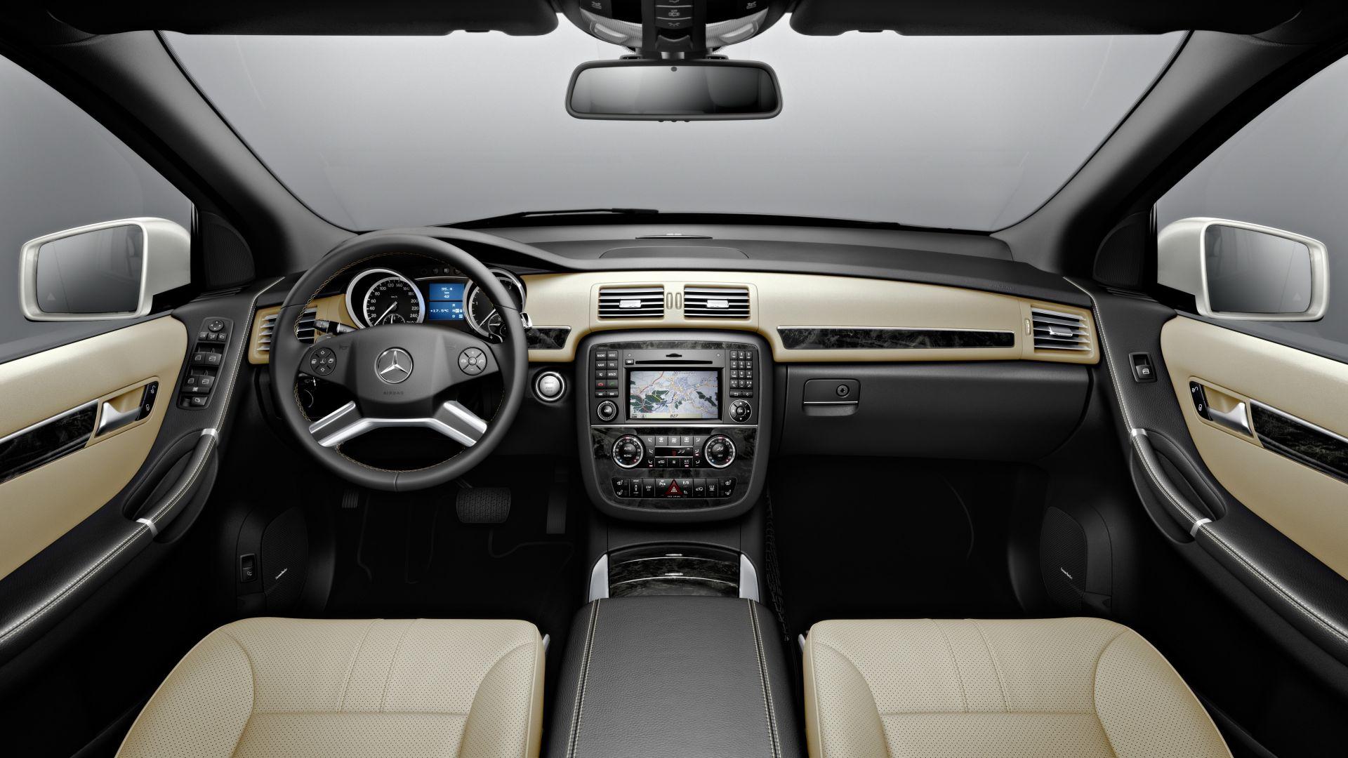 Immagine 10: Mercedes Classe R 2011
