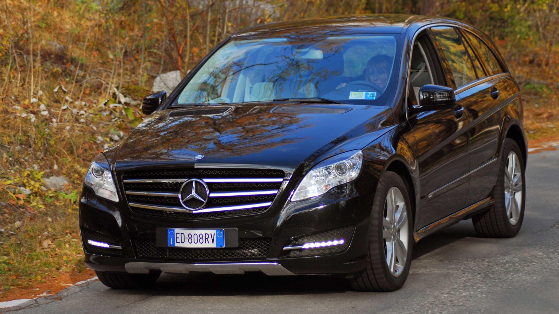 Immagine 1: Mercedes Classe R 2011