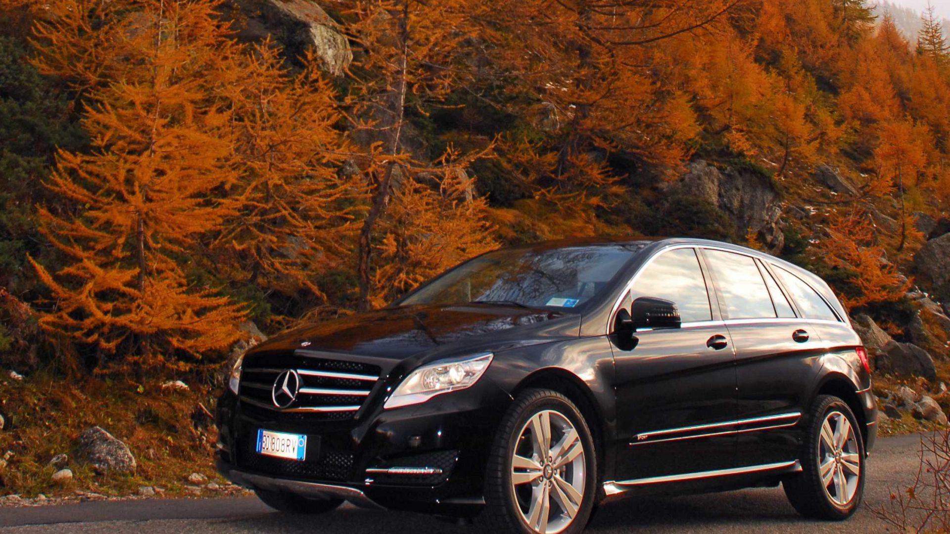 Immagine 2: Mercedes Classe R 2011