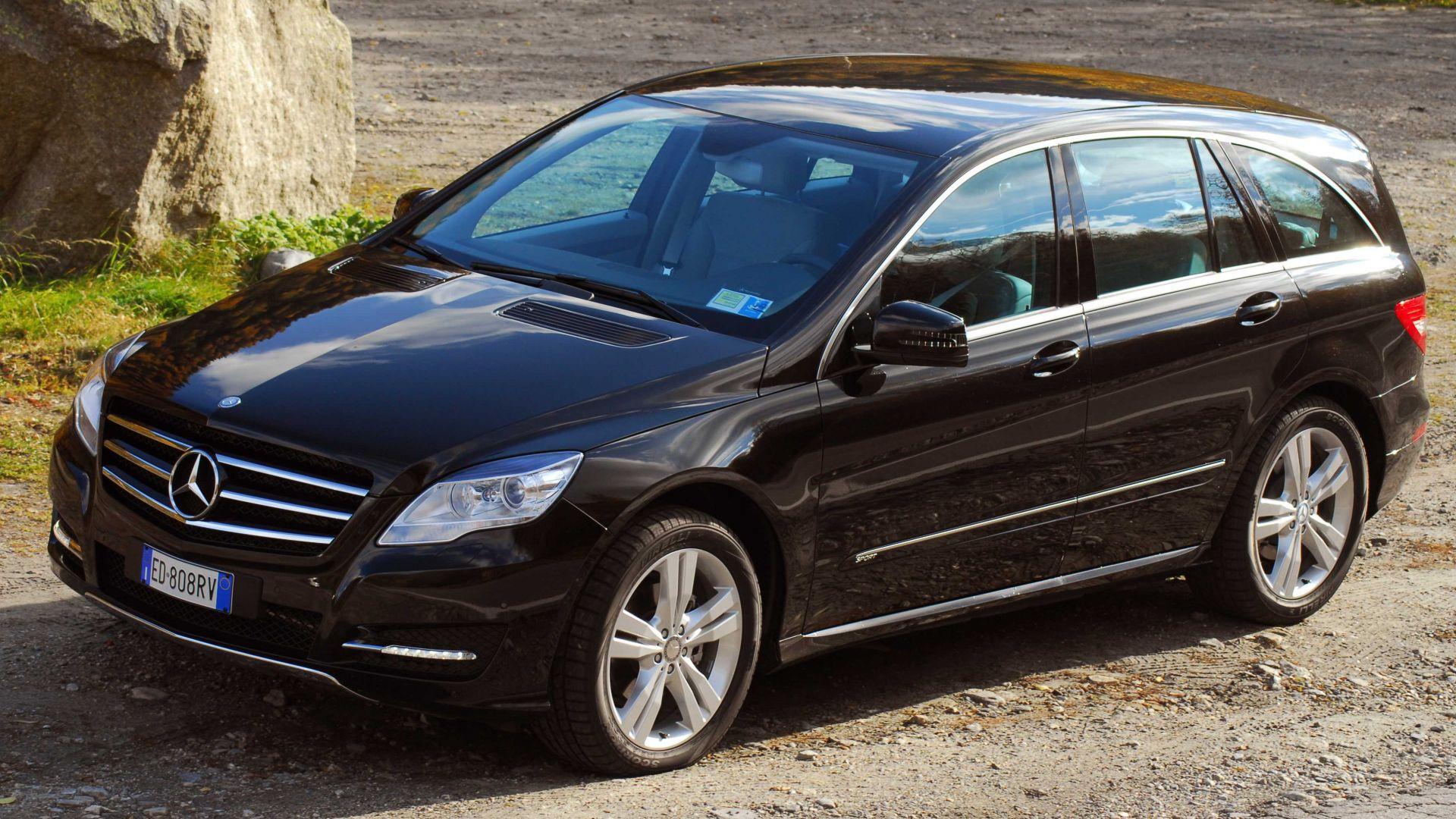 Immagine 3: Mercedes Classe R 2011