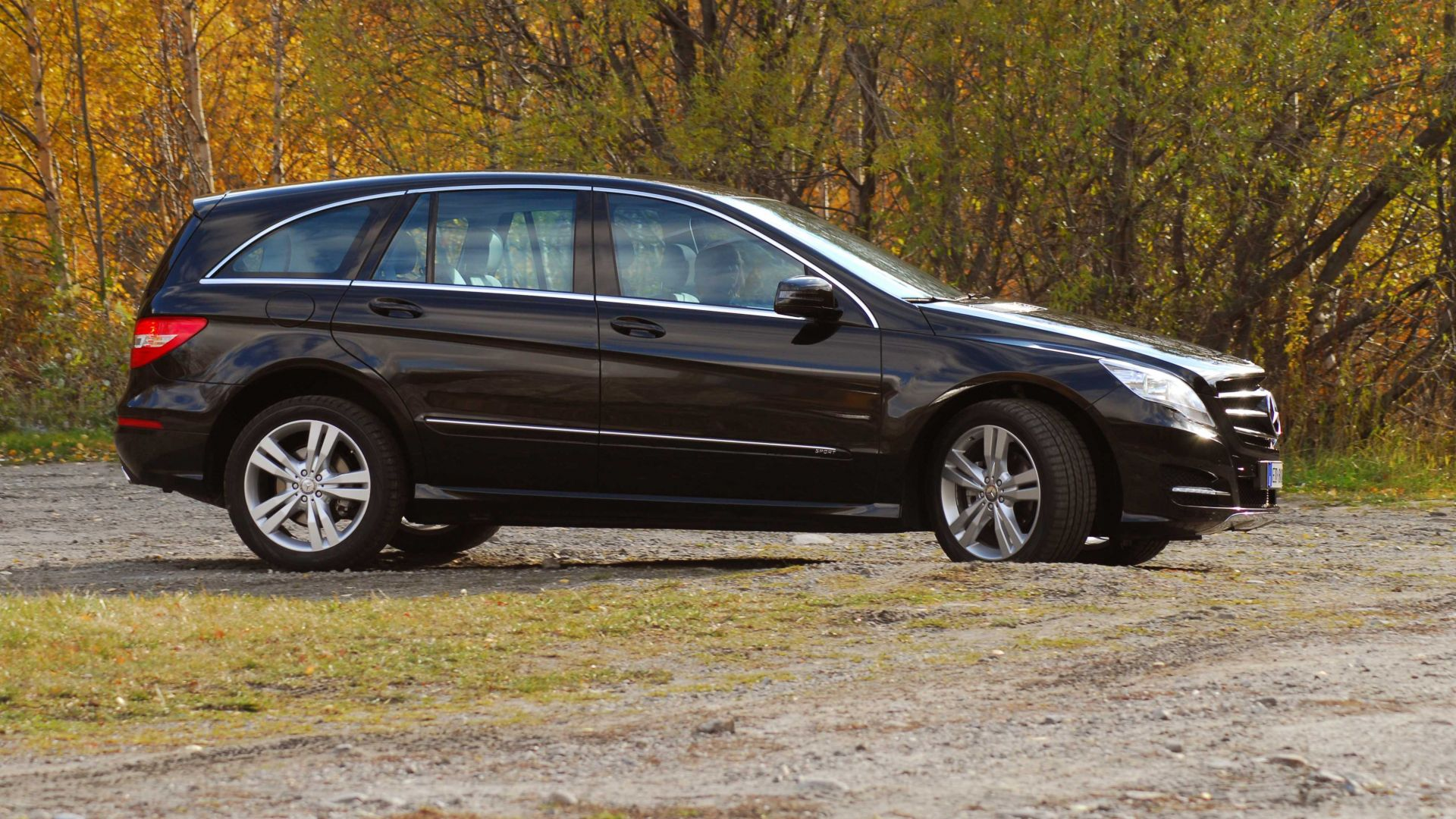 Immagine 5: Mercedes Classe R 2011
