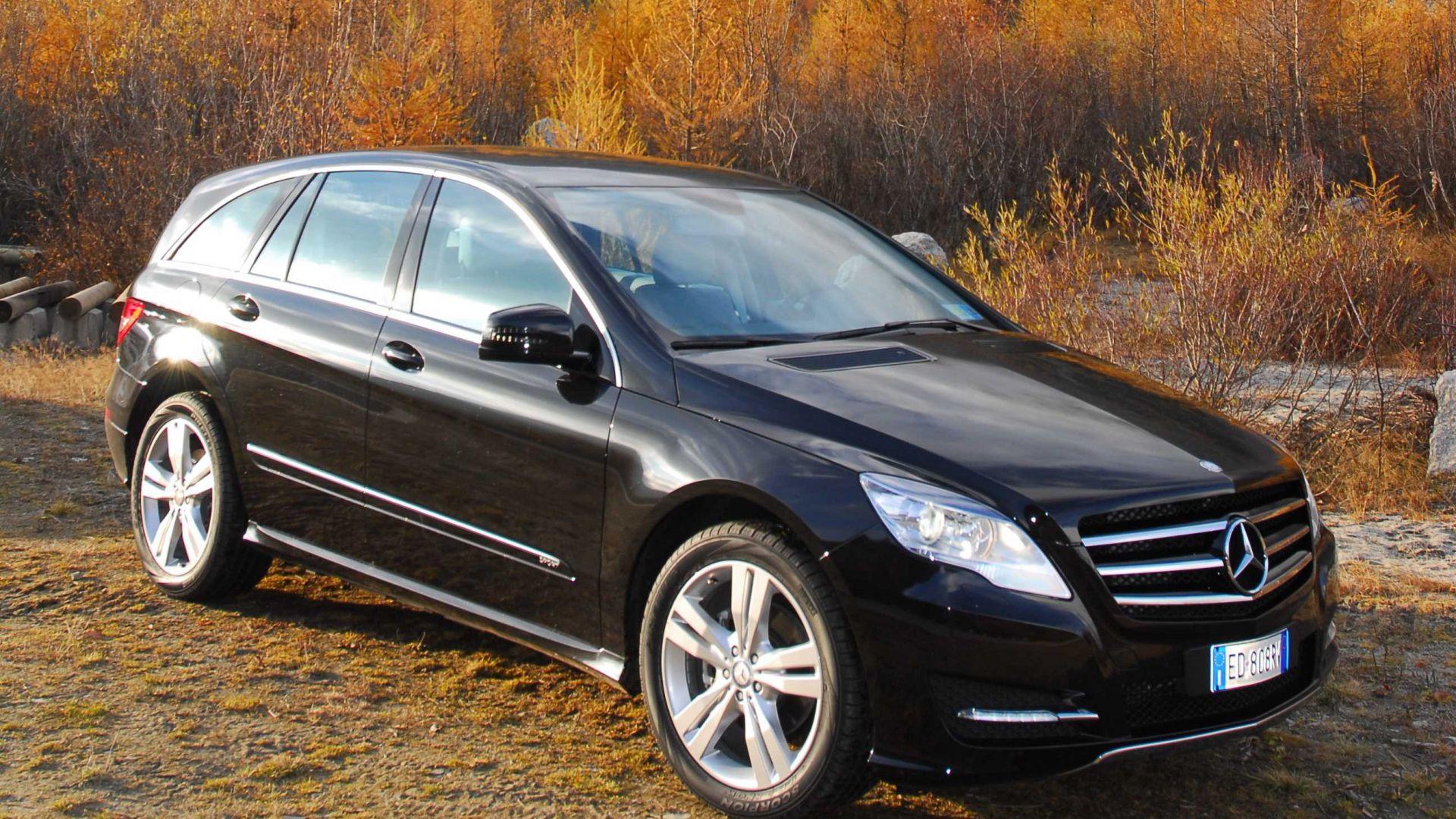 Immagine 4: Mercedes Classe R 2011
